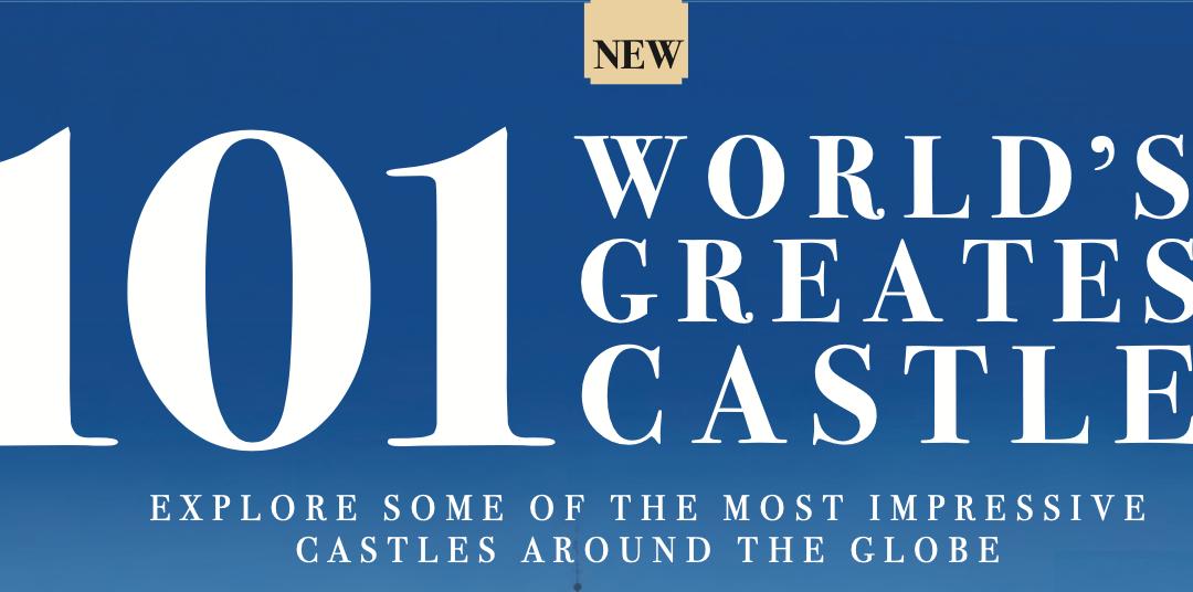 101 World's Greatest Castles